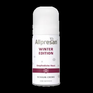 Allpresan zimná edícia na citlivú pokožku nôh