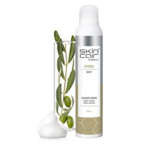 Skincare hydratačná krémová pena na telo s olivovým olejom